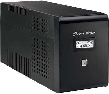 PowerWalker VI 2000 LCD FR – energia zawsze pod ręką